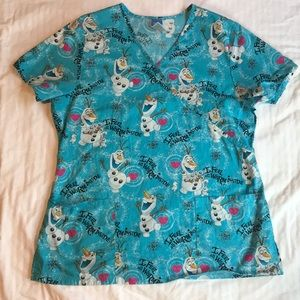 Nurses shirt never worn